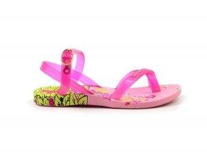 Sandałki brazylijskie IPANEMA 27 różowe kids 81930