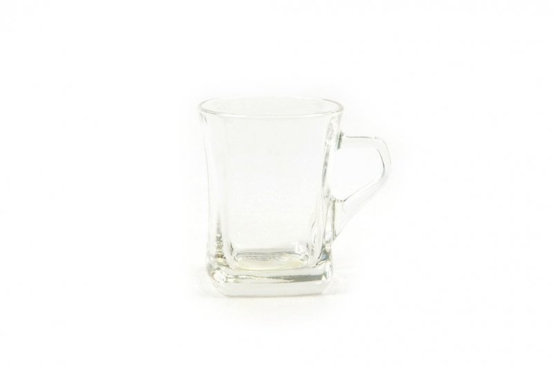 VITRUM szklanka z uchem 250ml GEO na prezent