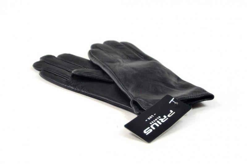 Rękawiczki damskie PRIUS skóra XXL czarne