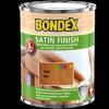 Bondex Satin Finish lakierobejca 0,75L TEK ekstremalnie odporna na warunki atmosferyczne