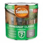 Sadolin Classic impregnat 2,5L CIEMNY SZARY drewna clasic