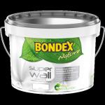 Bondex Super Wall Dyroton 6 10L BIAŁY Biała farba nature