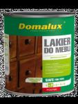 Domalux Lakier Bezzapachowy akrylowy 0,5L Połysk do mebli Wodny