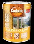 Sadolin Extra lakierobejca 5L BEZBARWNY 1 drewna