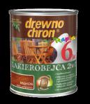 Drewnochron 2w1 Lakierobejca MAHOŃ 5L drewna do