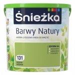 Śnieżka Barwy Natury 5L Zielona Herbata 131 Farba