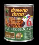 Drewnochron 2w1 Lakierobejca DĄB CIEMNY 2,5L drewna do