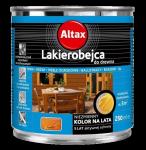 Altax Lakierobejca Drewna 0,25L KASZTAN niebieska