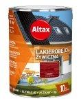 Altax Lakierobejca 10L JATOBA Żywiczna Drewna Szybkoschnąca