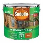 Sadolin Classic impregnat 9L MAHOŃ 7 drewna clasic