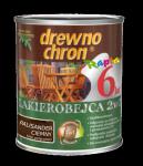 Drewnochron 2w1 Lakierobejca PALISANDER CIEMNY 5L drewna do