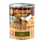 Drewnochron ZIELONY 0,75L Impregnat Extra drewna do