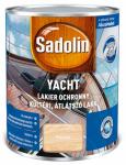 Sadolin Yacht lakier jachtowy 0,75L PÓŁMAT BEZBARWNY drewna