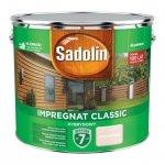 Sadolin Classic impregnat 9L BIAŁY KREMOWY 99 drewna clasic