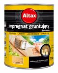Penetrin Impregnat Gruntujący Drewna 0,75L Altax podkład