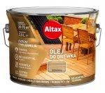 Altax olej do drewna 5L BEZBARWNY UV tarasów