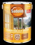 Sadolin Extra lakierobejca 10L MAHOŃ 7 drewna