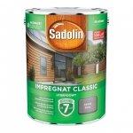 Sadolin Classic impregnat 4,5L CIEMNY SZARY drewna clasic