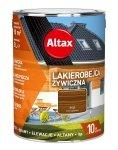 Altax Lakierobejca 10L BRĄZ Żywiczna Drewna Szybkoschnąca