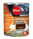 Altax Lakierobejca 0,75L PALISANDER Żywiczna Drewna Szybkoschnąca