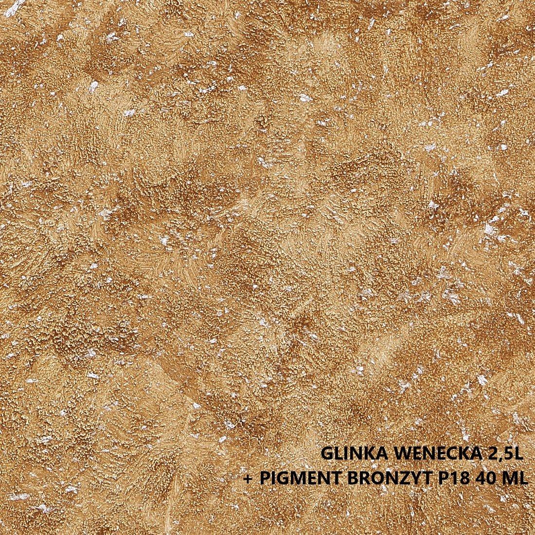 Glinka Wenecka Magnat Style Dekoracyjna Farba Strukturalna