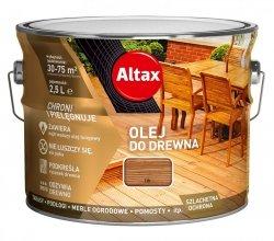 Altax olej do drewna 10L TIK TEK TEAK tarasów