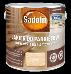Sadolin Lakier Diamond PÓŁMAT 2,5L parkietu Dulux drewna