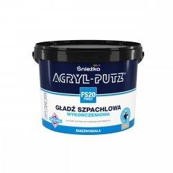 Acryl-Putz Gładź Szpachlowa FS20 5kg gotowa Finish