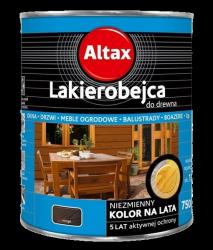 Altax Lakierobejca Drewna 0,75L WENGE VENGE niebieska