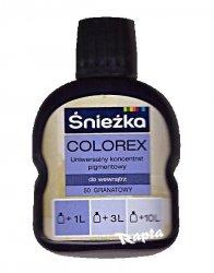 Śnieżka Colorex Pigment 100ml granatowy 50 barwnik do farby
