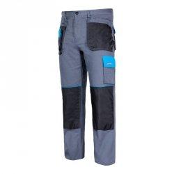LAHTI PRO Spodnie robocze pasa ochronne XL bawełniane do
