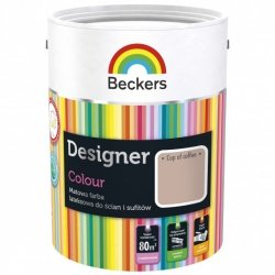 Beckers 2,5L CUP OF COFFEE Designer Colour farba lateksowa