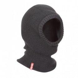 LAHTI PRO Kominiarka zimowa akrylowa czapka czarna