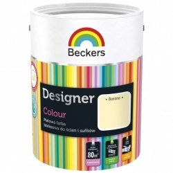 Beckers 2,5L BANANA Designer Colour farba lateksowa