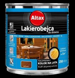 Altax Lakierobejca Drewna 0,25L PALISANDER niebieska