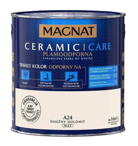 MAGNAT Ceramic Care 2,5L A24 Śnieżny Dolomit