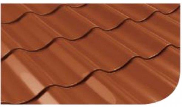 Śnieżka na dach Ceglany 0,75L RAL8004 ceglasty farba