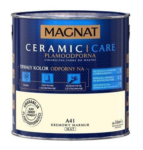 MAGNAT Ceramic Care 2,5L A41 Kremowy Marmur