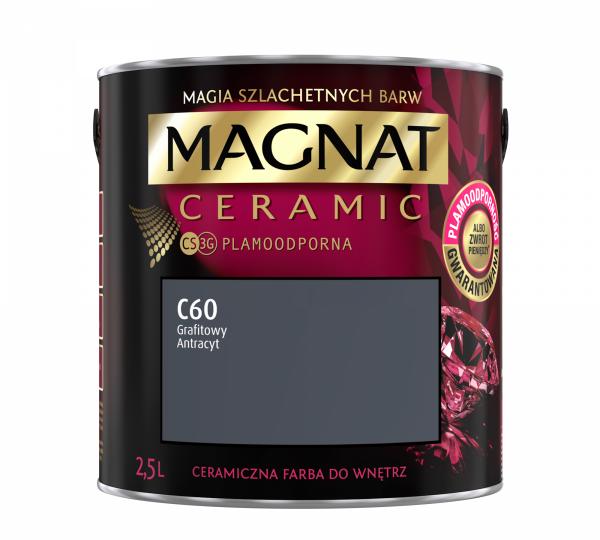 MAGNAT Ceramic 2,5L C60 Grafitowy Antracyt