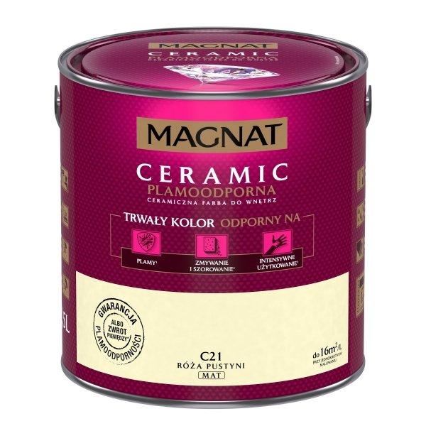 MAGNAT Ceramic 2,5L C21 Róża Pustyni