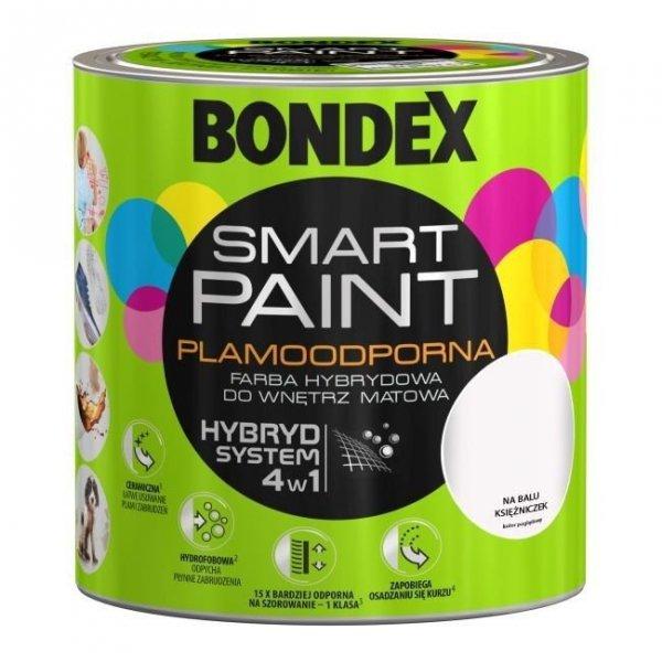 Bondex Smart Paint 2,5L NA BALU KSIĘŻNICZEK