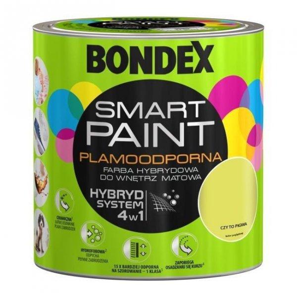 Bondex Smart Paint 2,5L CZY TO PIGWA