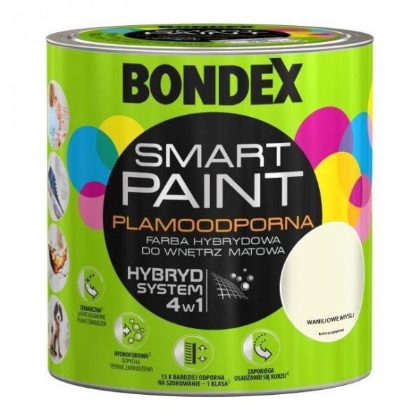 Bondex Smart Paint 2,5L WANILIOWE MYŚLI