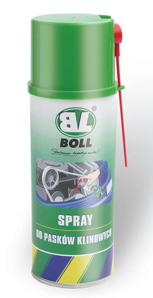 BOLL Pasków Klinowych Spray 400ml Środek Konserwacji