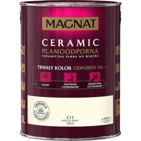 MAGNAT Ceramic 5L C13 Kocie Oko