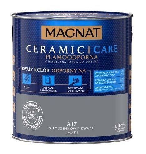 MAGNAT Ceramic Care 2,5L A17 Nietuzinkowy Kwarc