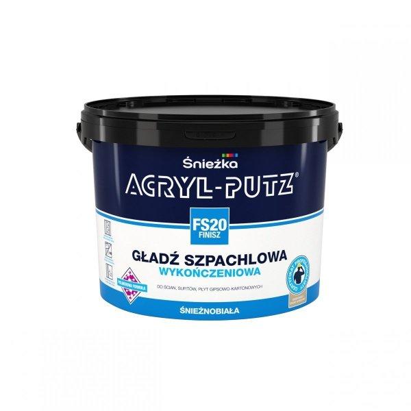 Acryl-Putz Gładź szpachlowa FS20  5kg gotowa