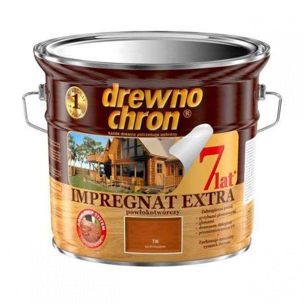 Drewnochron TIK 2,5L Impregnat Extra drewna do