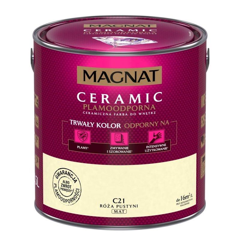 MAGNAT Ceramic 5L C21 Róża Pustyni