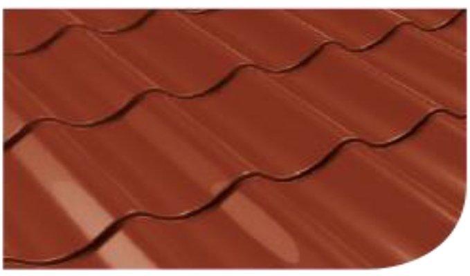 Śnieżka na dach Czerwony Tlenkowy 0,75L ND02 farba